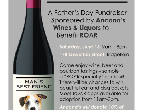 Save the Date! Father's Day Fundraiser at Ancona's!