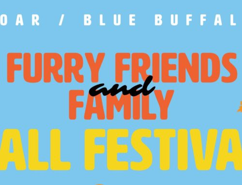 ROAR/BLUE BUFFALO Furry Friends & Family Fall Festival